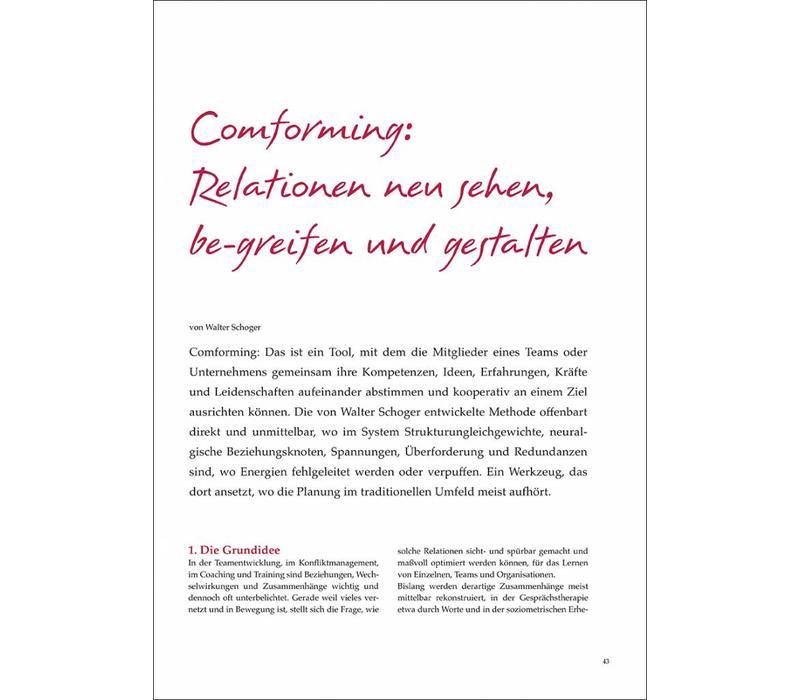 Comforming: Relationen neu sehen, be-greifen und gestalten