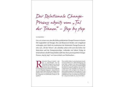 """Der Relationale Change- Prozess abseits vom """"Tal der Tränen"""" – Step by step"""