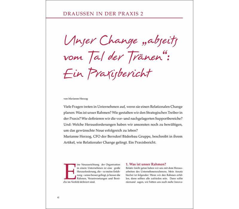 """Unser Change """"abseits vom Tal der Tränen"""": Ein Praxisbericht"""