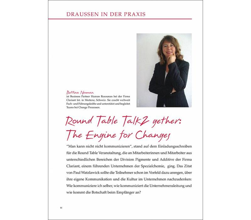 Round Table Talk2 gether: The Engine for Changes