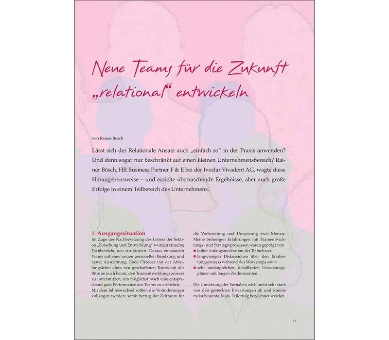 """Neue Teams für die Zukunft """"relational"""" entwickeln"""