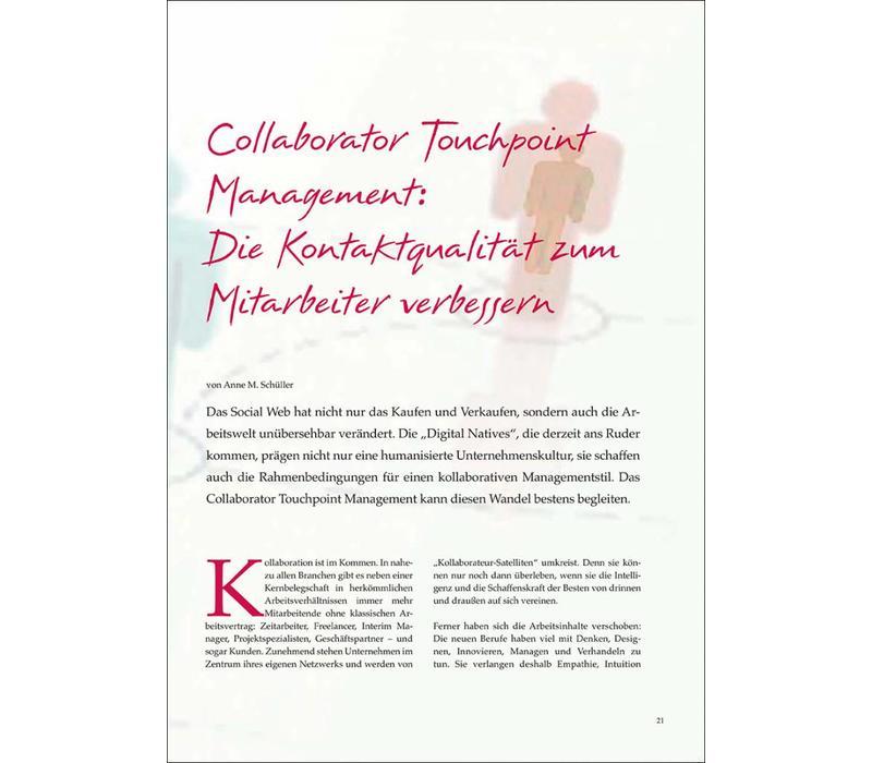 Collaborator Touchpoint Management: Die Kontaktqualität zum Mitarbeiter verbessern