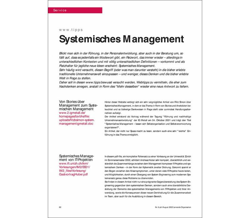 Systemisches Management
