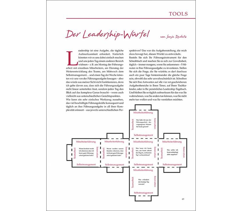 Der Leadership-Würfel