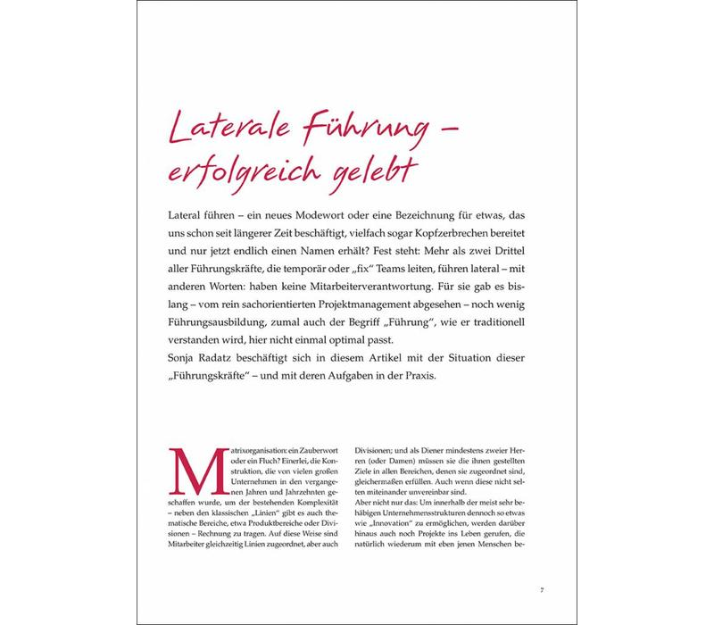 Laterale Führung – erfolgreich gelebt