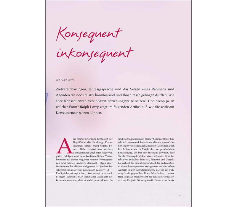 Konsequent inkonsequent