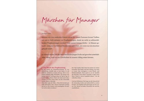 Märchen für Manager IV