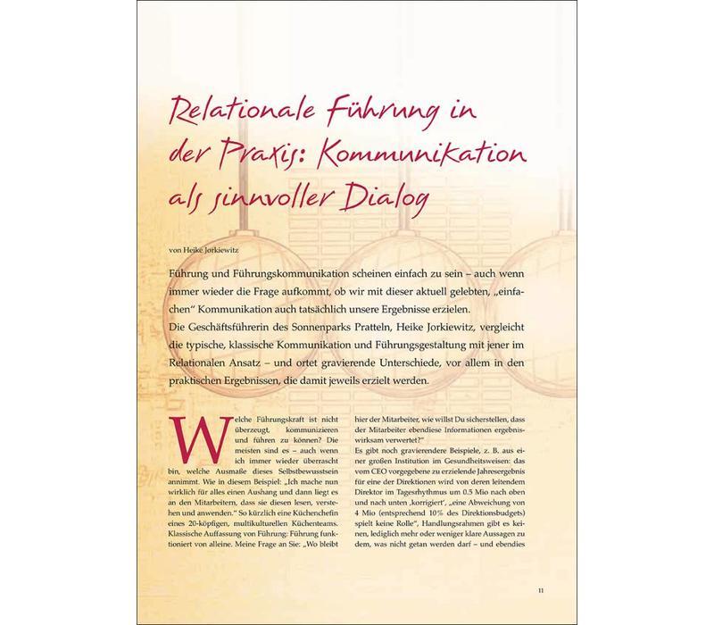 Relationale Führung in der Praxis: Kommunikation als sinnvoller Dialog
