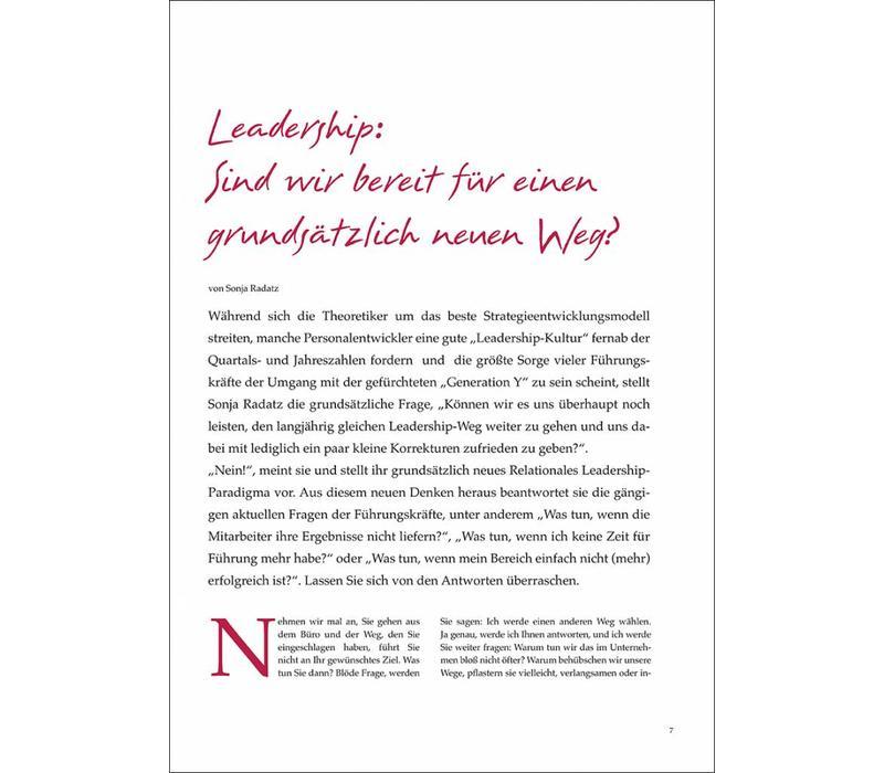 Leadership: Sind wir bereit für einen grundsätzlich neuen Weg?