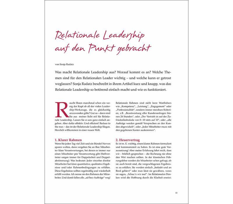 Relationale Leadership auf den Punkt gebracht