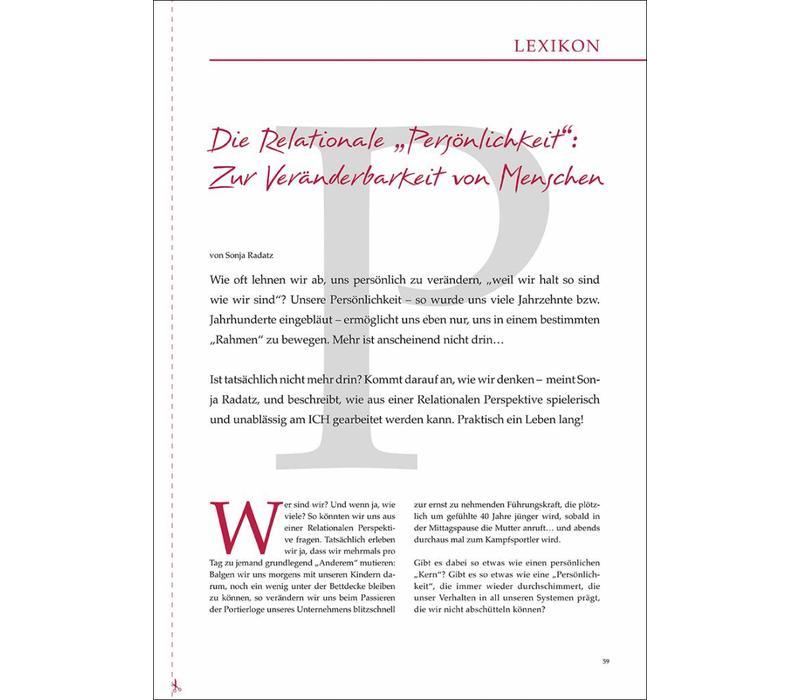 """Die Relationale """"Persönlichkeit"""": Zur Veränderbarkeit von Menschen"""