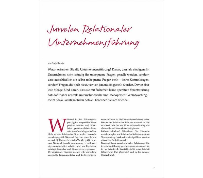 Juwelen Relationaler Unternehmensführung