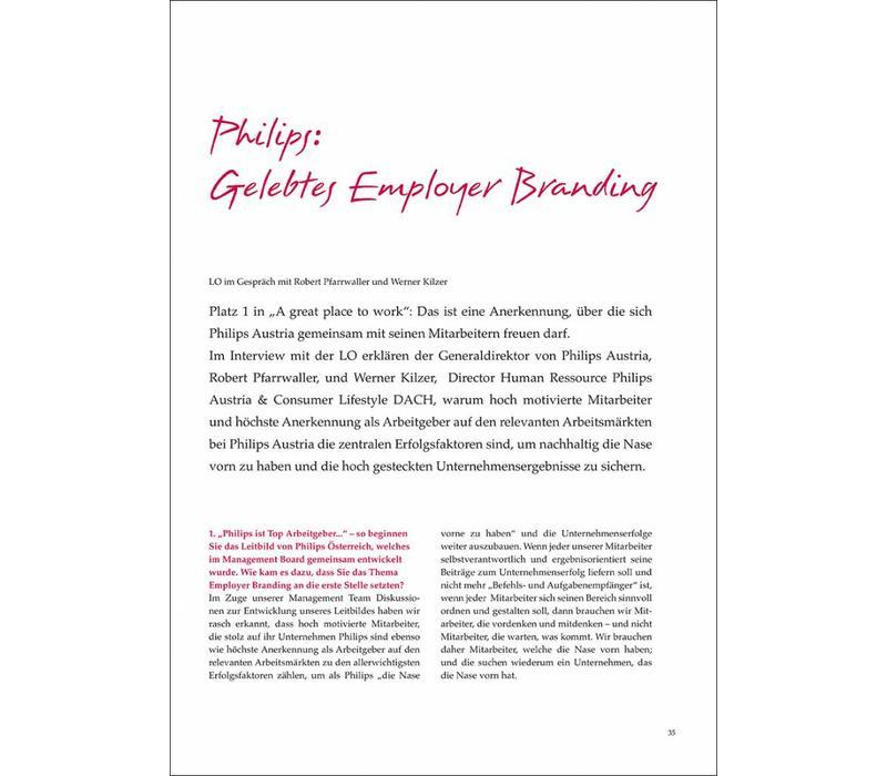 Philips: Gelebtes Employer Branding