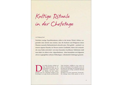 Kultige Rituale in der Chefetage