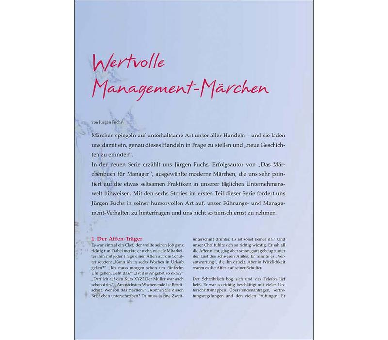 Wertvolle Management-Märchen