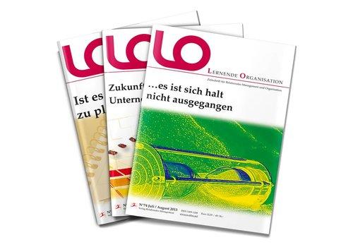 """LO-Themenpackage-""""Ist Planen noch zeitgemäß?"""""""