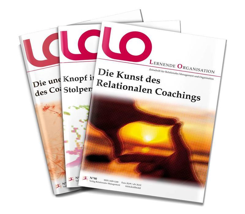 LO-Themenpackage - Coaching im Gespräch - Printausgabe