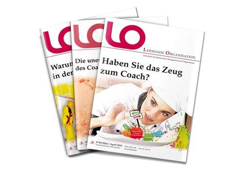 "LO-Themenpackage -""Relationale Coaching-Praxis"""