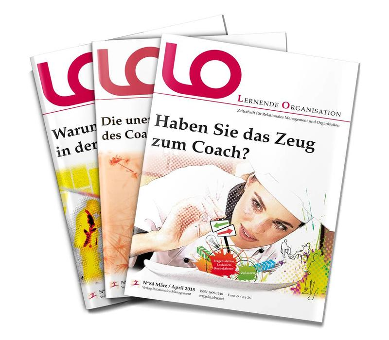 "LO-Themenpackage - ""Relationale Coaching-Praxis"""