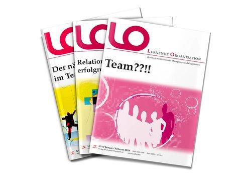 """LO-Themenpackage -""""Relationale Teamarbeit"""""""