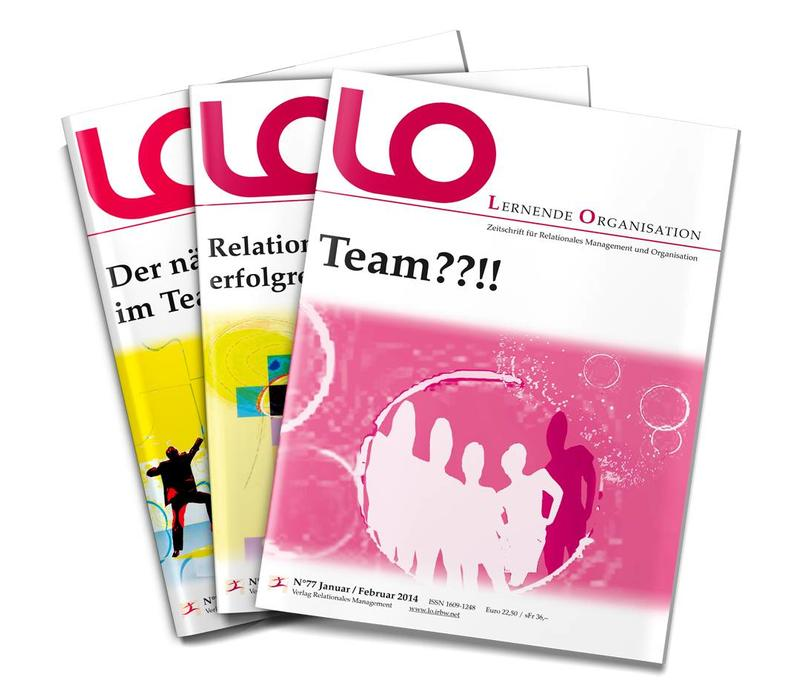 "LO-Themenpackage - ""Relationale Teamarbeit"""