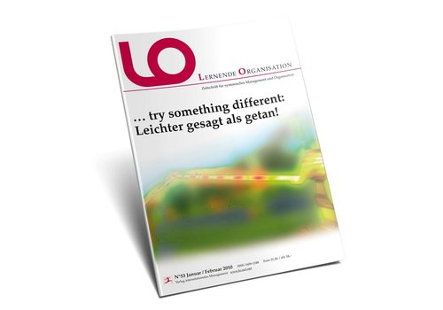 LO 53: ... try something different: Leichter gesagt als getan! (PDF)