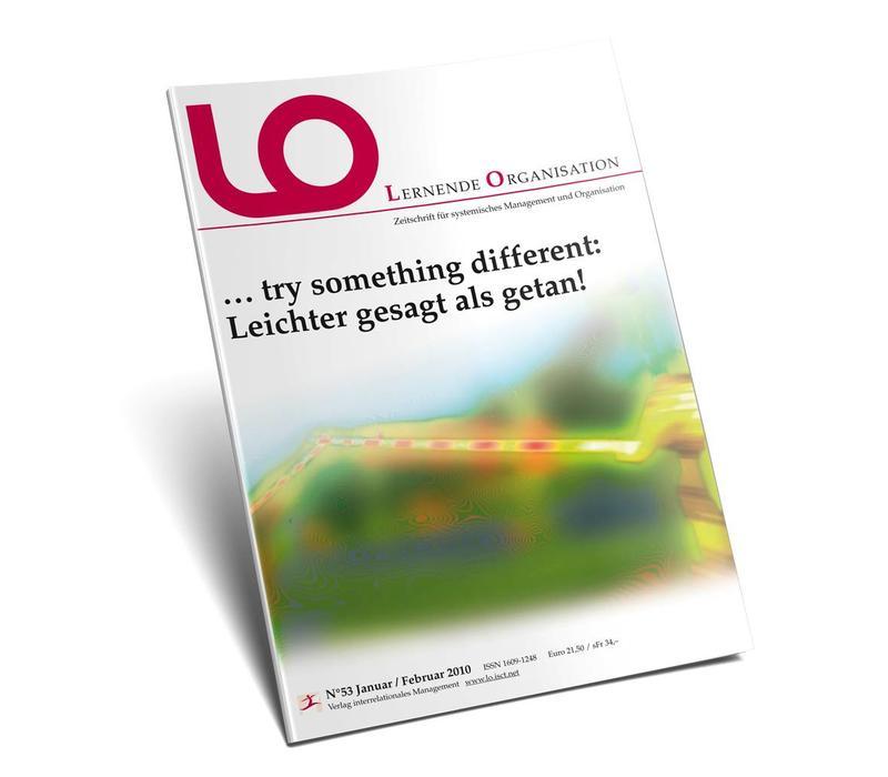 LO 53: ... try something different: Leichter gesagt als getan! (PDF)