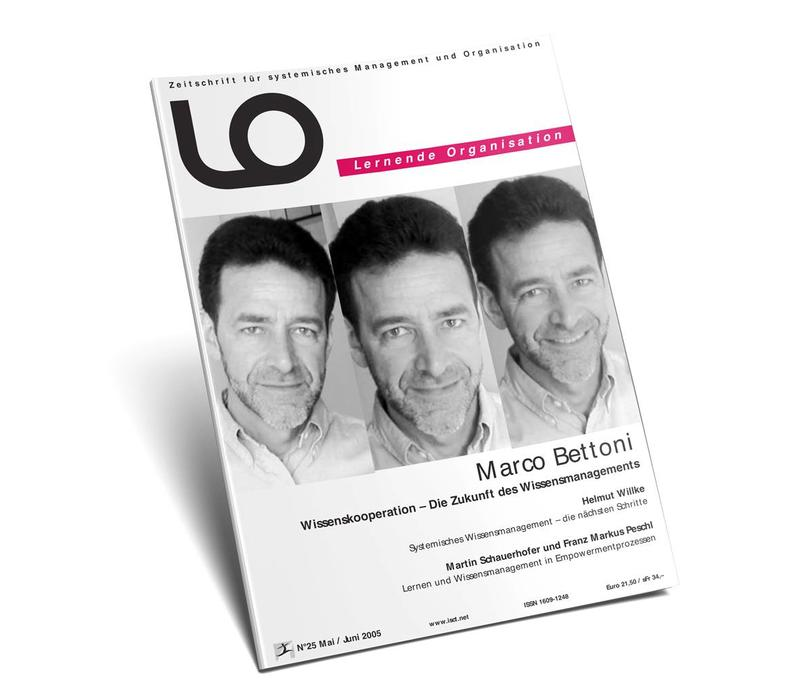 LO 25: Die Zukunft des Wissensmanagements (PDF)