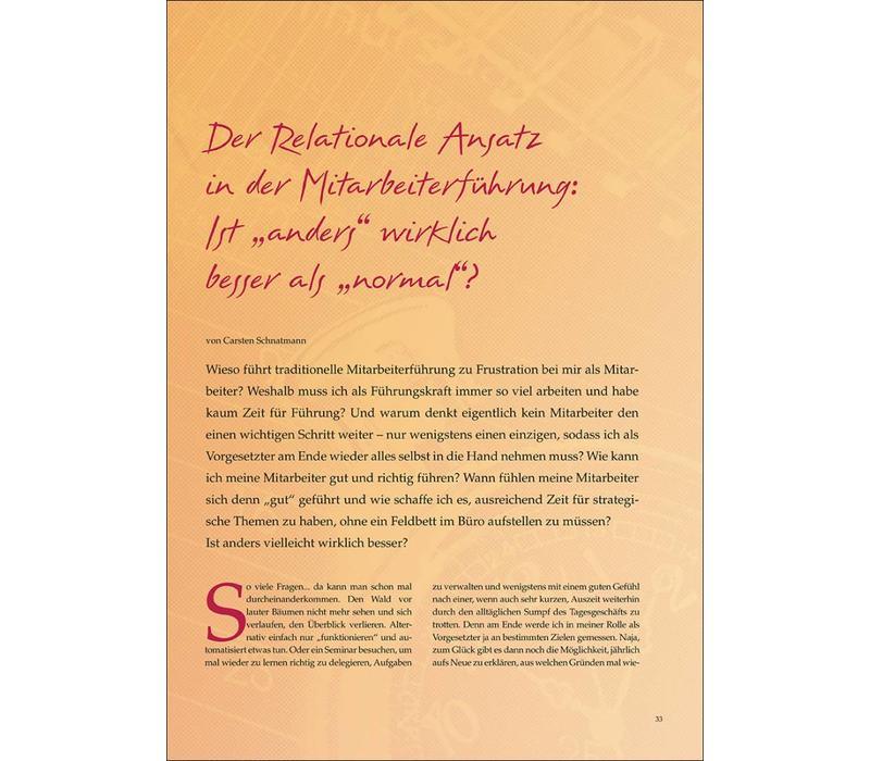 """Der Relationale Ansatz in der Mitarbeiterführung: Ist """"anders"""" wirklich besser als """"normal""""?"""