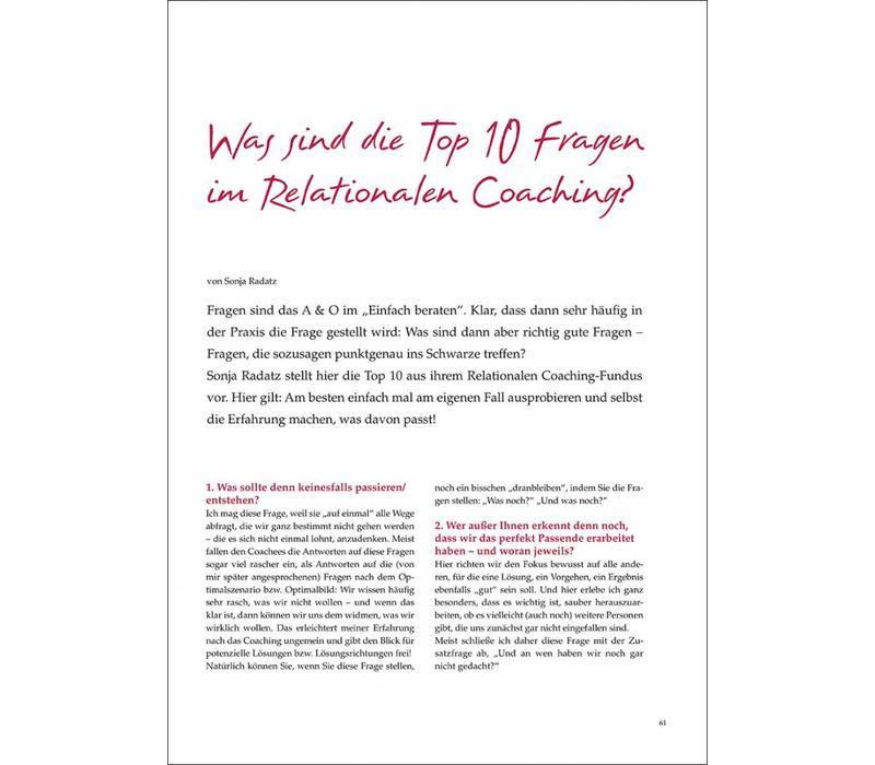 Was sind die Top 10 Fragen im Relationalen Coaching?