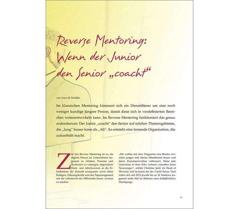"Reverse Mentoring: Wenn der Junior den Senior ""coacht"""