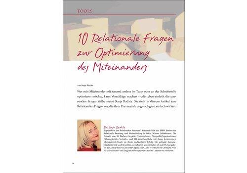 10 Relationale Fragen zur Optimierung des Miteinanders