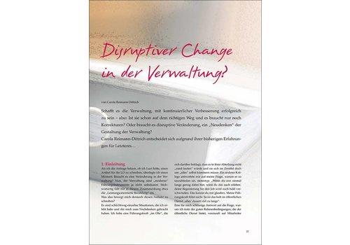 Disruptiver Change in der Verwaltung?