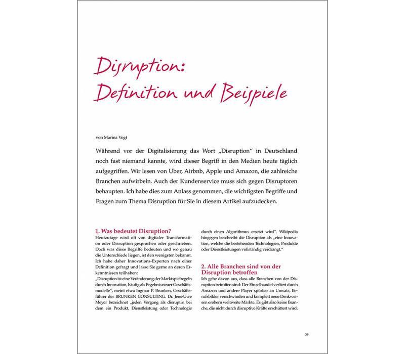 Disruption: Definition und Beispiele
