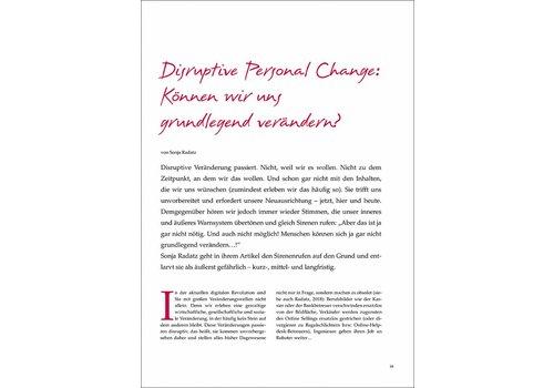 Disruptive Change: Können wir uns grundlegend verändern?