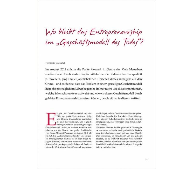 Entrepreneurship: Ein Muss der Arbeitswelt von morgen