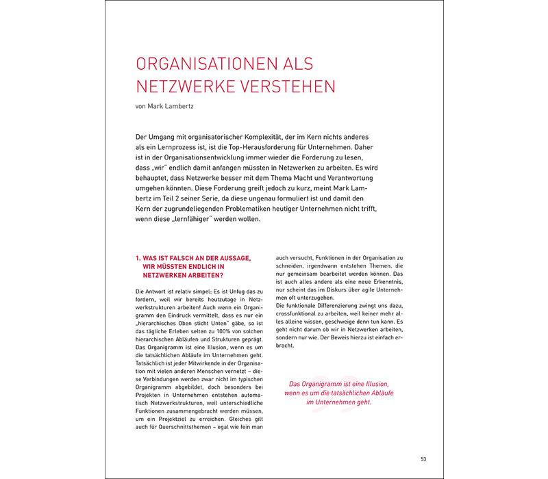 Organisationen als Netzwerke verstehen