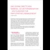 """""""Selbstorganisation"""": ein Plädoyer für partizipatives Management"""