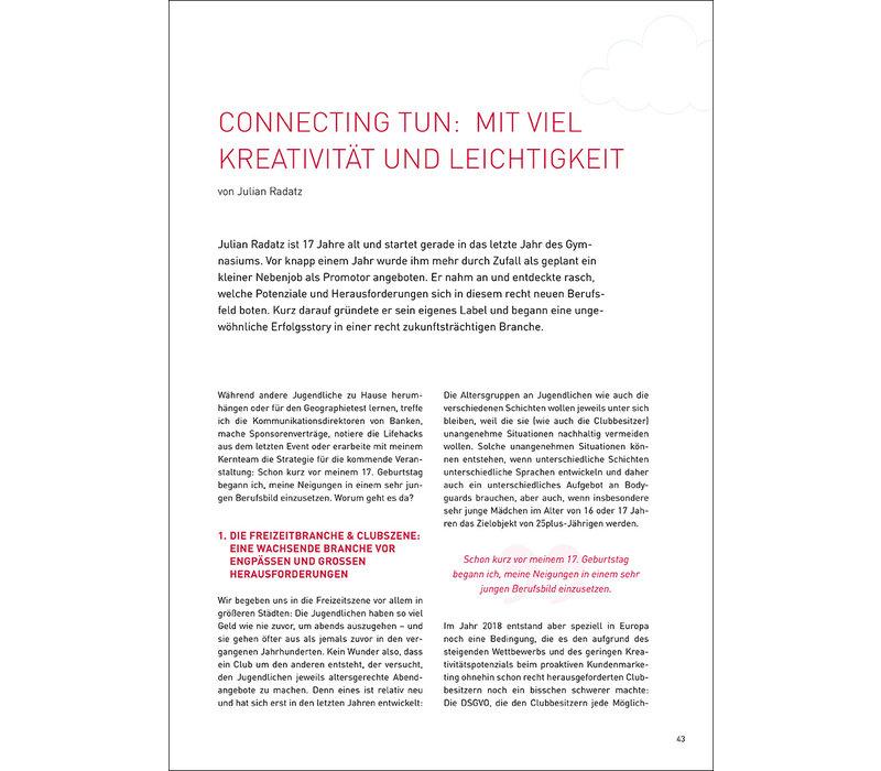 Connecting tun: Mit viel Kreativität und Leichtigkeit