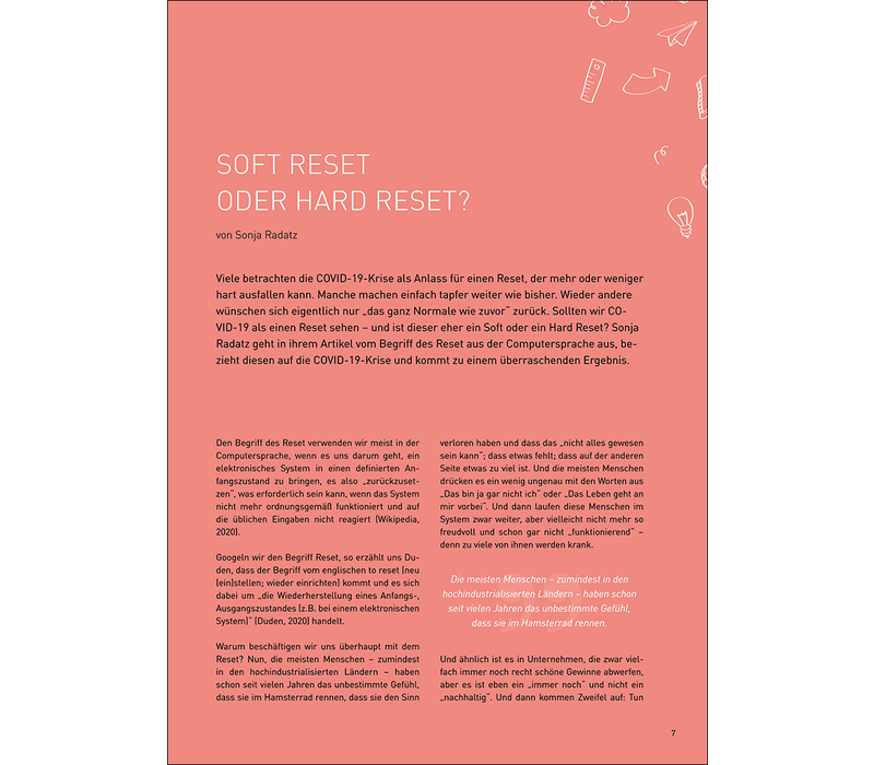 Soft Reset oder Hard Reset?