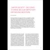 """""""Safer Society"""": Die COVID 19-Kries bis zur Impfstoff-Erfindung meistern"""