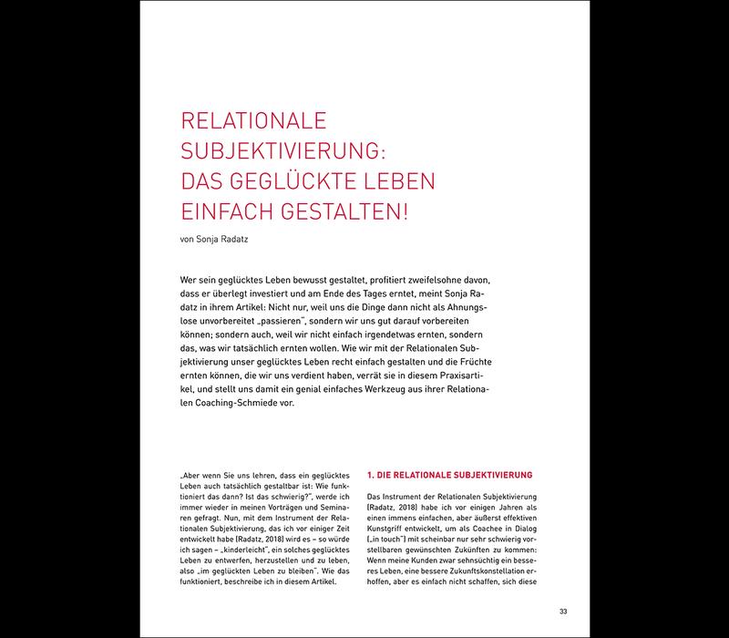 Relationale Subjektivierung: Das geglückte Leben einfach gestalten