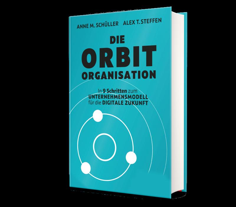 Die Orbit Organisation. 2019 (Steffen, A. T. und Schüller, A.)