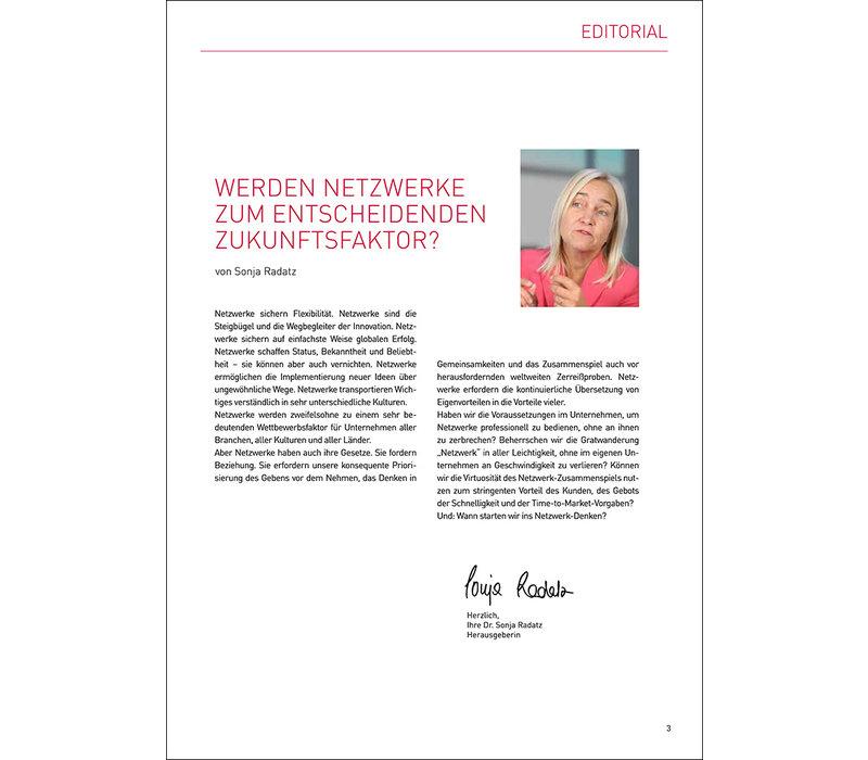 Werden Netzwerke zum entscheidenden Zukunftsfaktor?