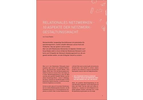 Relationales Netzwerken – 10 Aspekte der Netzwerk-Gestaltungsmacht
