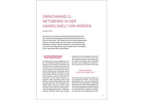 Omnichannels: Netzwerke in der Handelswelt von Morgen