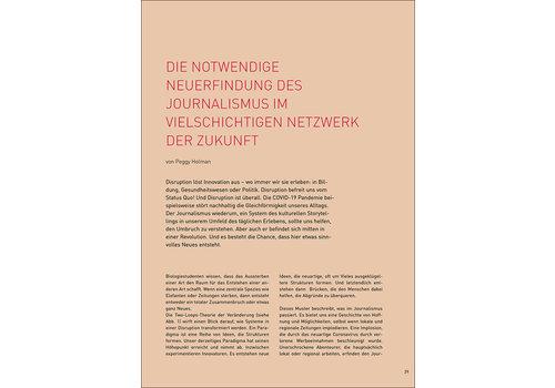 Die Neuerfindung des Journalismus im Netzwerk der Zukunft