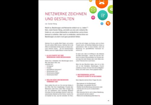 Netzwerke zeichnen und gestalten
