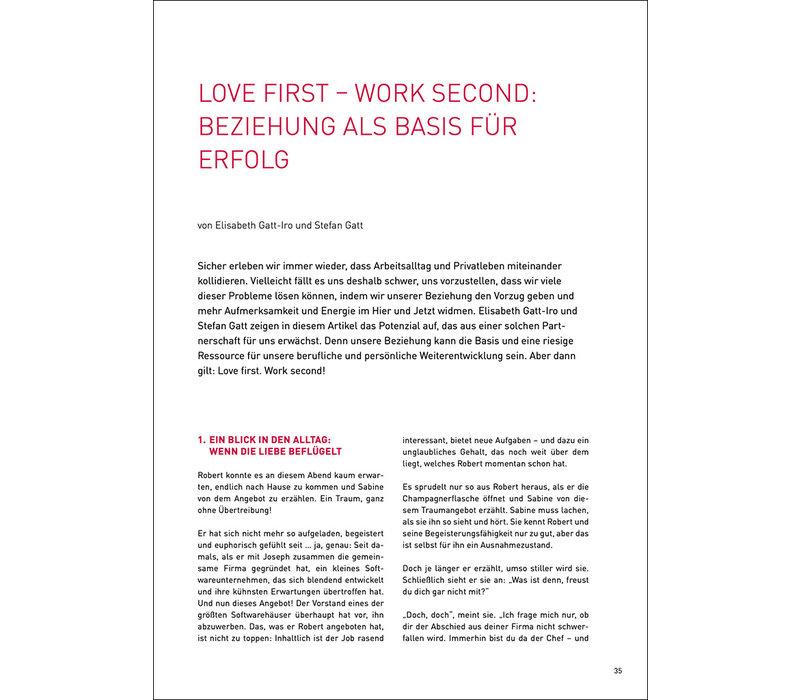Love first – work second: Beziehung als Basis für Erfolg
