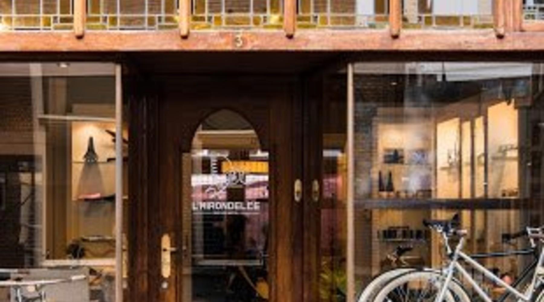 L'Hirondelle Bike Shop in Meppel is WATT service punt